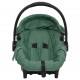 Outdoor Dinning Set 27 Pieces Black Poly Rattan